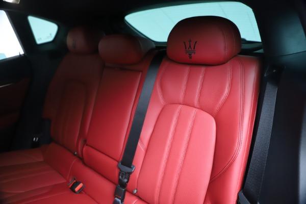 New 2020 Maserati Levante S Q4 GranSport for sale Call for price at Alfa Romeo of Westport in Westport CT 06880 18