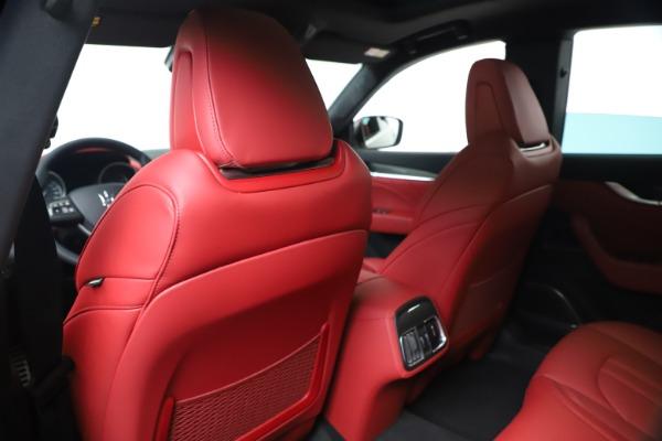 New 2020 Maserati Levante S Q4 GranSport for sale Call for price at Alfa Romeo of Westport in Westport CT 06880 20