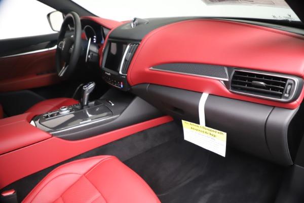 New 2020 Maserati Levante S Q4 GranSport for sale Call for price at Alfa Romeo of Westport in Westport CT 06880 21