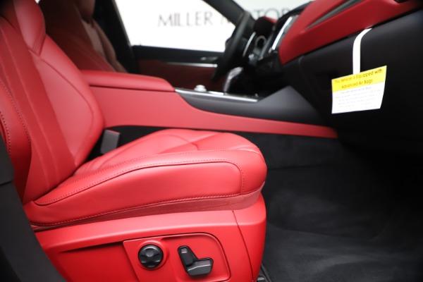 New 2020 Maserati Levante S Q4 GranSport for sale $101,535 at Alfa Romeo of Westport in Westport CT 06880 22