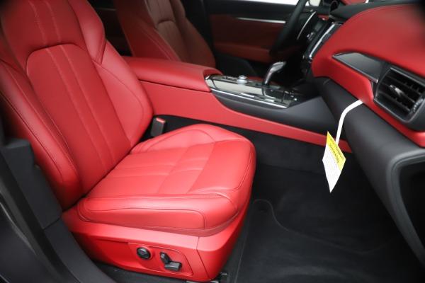 New 2020 Maserati Levante S Q4 GranSport for sale $101,535 at Alfa Romeo of Westport in Westport CT 06880 23