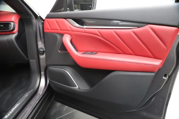 New 2020 Maserati Levante S Q4 GranSport for sale Call for price at Alfa Romeo of Westport in Westport CT 06880 24