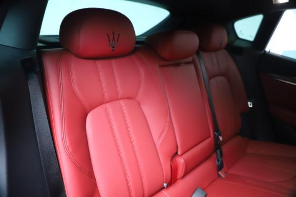 New 2020 Maserati Levante S Q4 GranSport for sale Call for price at Alfa Romeo of Westport in Westport CT 06880 25