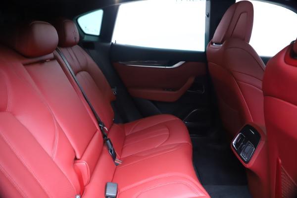New 2020 Maserati Levante S Q4 GranSport for sale Call for price at Alfa Romeo of Westport in Westport CT 06880 26