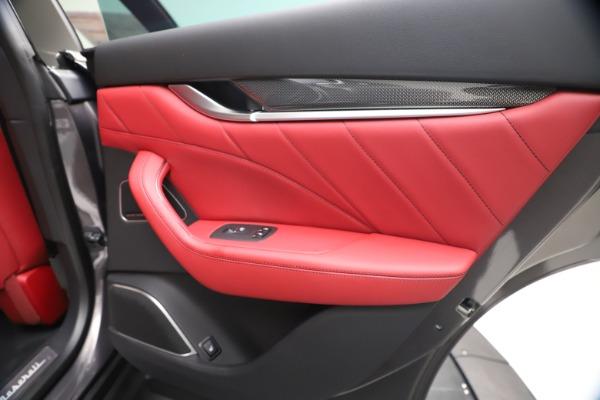 New 2020 Maserati Levante S Q4 GranSport for sale Call for price at Alfa Romeo of Westport in Westport CT 06880 28