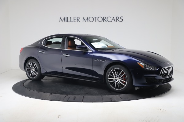 New 2020 Maserati Ghibli S Q4 for sale $85,535 at Alfa Romeo of Westport in Westport CT 06880 10