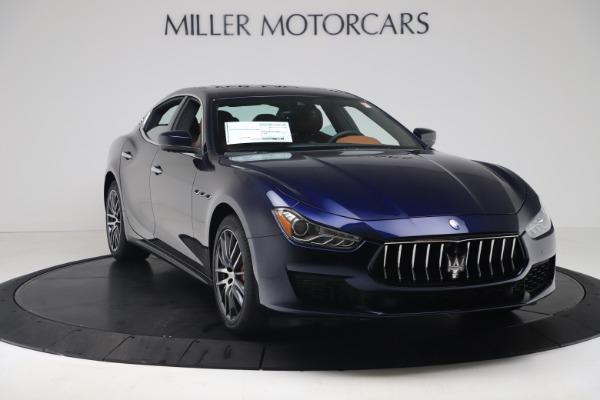 New 2020 Maserati Ghibli S Q4 for sale $85,535 at Alfa Romeo of Westport in Westport CT 06880 11