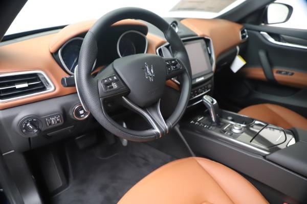 New 2020 Maserati Ghibli S Q4 for sale $85,535 at Alfa Romeo of Westport in Westport CT 06880 13