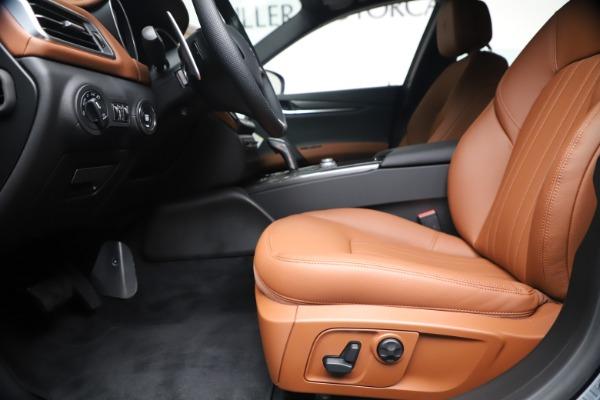 New 2020 Maserati Ghibli S Q4 for sale $85,535 at Alfa Romeo of Westport in Westport CT 06880 14