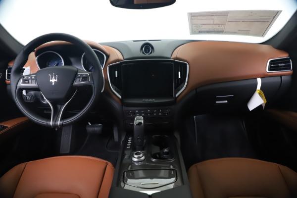 New 2020 Maserati Ghibli S Q4 for sale $85,535 at Alfa Romeo of Westport in Westport CT 06880 16