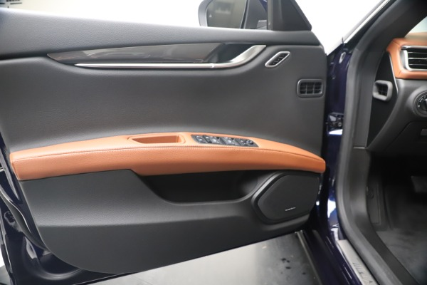 New 2020 Maserati Ghibli S Q4 for sale $85,535 at Alfa Romeo of Westport in Westport CT 06880 17