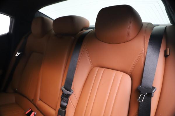 New 2020 Maserati Ghibli S Q4 for sale $85,535 at Alfa Romeo of Westport in Westport CT 06880 18