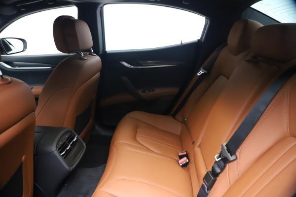 New 2020 Maserati Ghibli S Q4 for sale $85,535 at Alfa Romeo of Westport in Westport CT 06880 19
