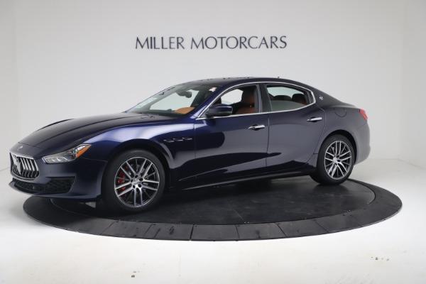 New 2020 Maserati Ghibli S Q4 for sale $85,535 at Alfa Romeo of Westport in Westport CT 06880 2