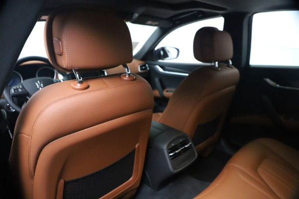 New 2020 Maserati Ghibli S Q4 for sale $85,535 at Alfa Romeo of Westport in Westport CT 06880 20