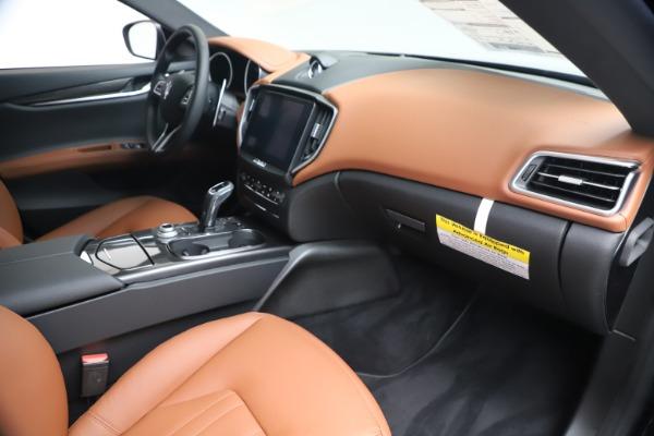 New 2020 Maserati Ghibli S Q4 for sale $85,535 at Alfa Romeo of Westport in Westport CT 06880 22