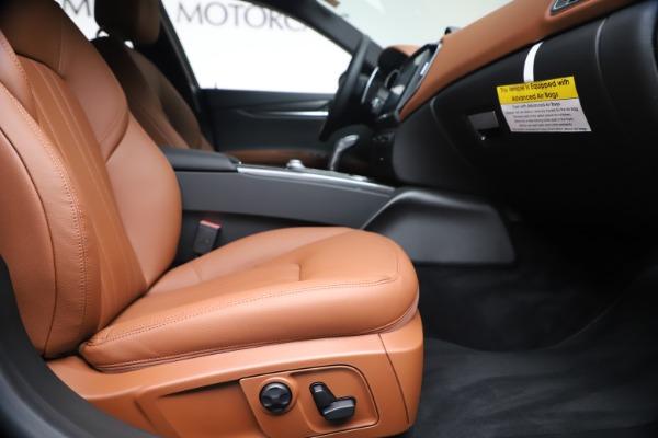 New 2020 Maserati Ghibli S Q4 for sale $85,535 at Alfa Romeo of Westport in Westport CT 06880 23