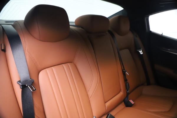New 2020 Maserati Ghibli S Q4 for sale $85,535 at Alfa Romeo of Westport in Westport CT 06880 26