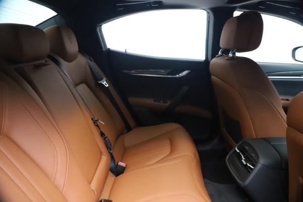 New 2020 Maserati Ghibli S Q4 for sale $85,535 at Alfa Romeo of Westport in Westport CT 06880 27