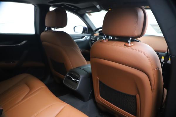 New 2020 Maserati Ghibli S Q4 for sale $85,535 at Alfa Romeo of Westport in Westport CT 06880 28