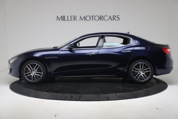 New 2020 Maserati Ghibli S Q4 for sale $85,535 at Alfa Romeo of Westport in Westport CT 06880 3