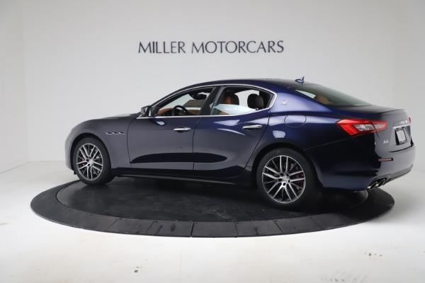 New 2020 Maserati Ghibli S Q4 for sale $85,535 at Alfa Romeo of Westport in Westport CT 06880 4