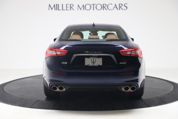 New 2020 Maserati Ghibli S Q4 for sale $85,535 at Alfa Romeo of Westport in Westport CT 06880 6