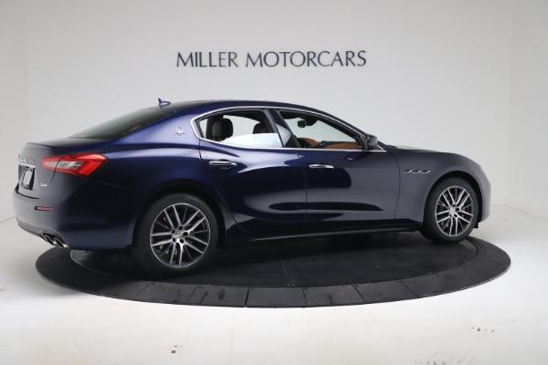 New 2020 Maserati Ghibli S Q4 for sale $85,535 at Alfa Romeo of Westport in Westport CT 06880 8