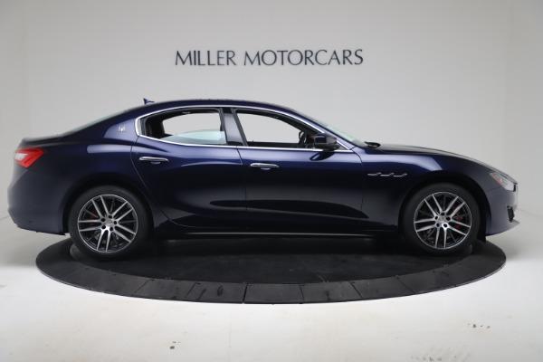 New 2020 Maserati Ghibli S Q4 for sale $85,535 at Alfa Romeo of Westport in Westport CT 06880 9