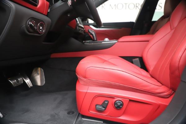 New 2020 Maserati Levante S Q4 GranSport for sale $104,485 at Alfa Romeo of Westport in Westport CT 06880 14