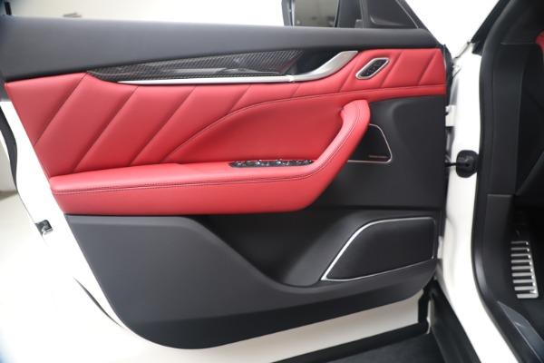 New 2020 Maserati Levante S Q4 GranSport for sale $104,485 at Alfa Romeo of Westport in Westport CT 06880 17