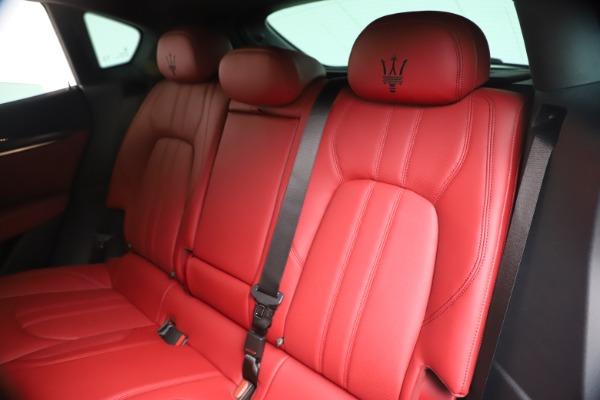 New 2020 Maserati Levante S Q4 GranSport for sale $104,485 at Alfa Romeo of Westport in Westport CT 06880 18