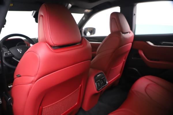 New 2020 Maserati Levante S Q4 GranSport for sale $104,485 at Alfa Romeo of Westport in Westport CT 06880 20