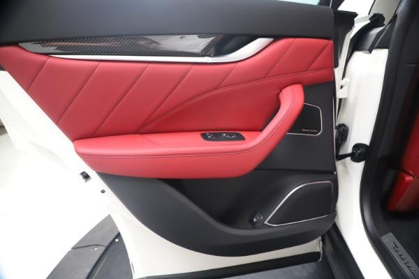 New 2020 Maserati Levante S Q4 GranSport for sale $104,485 at Alfa Romeo of Westport in Westport CT 06880 21