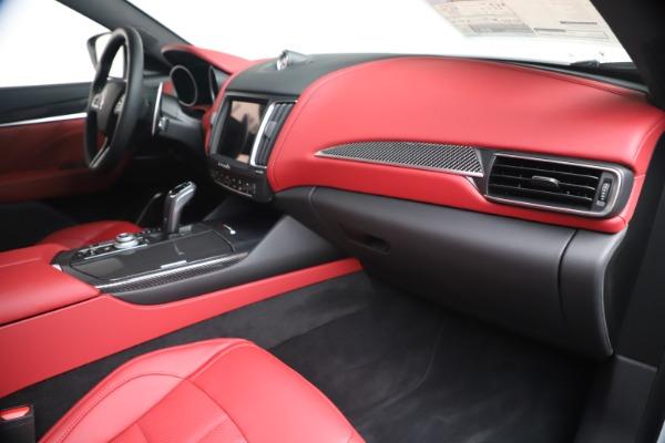 New 2020 Maserati Levante S Q4 GranSport for sale $104,485 at Alfa Romeo of Westport in Westport CT 06880 22