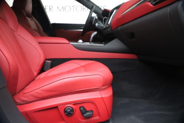 New 2020 Maserati Levante S Q4 GranSport for sale $104,485 at Alfa Romeo of Westport in Westport CT 06880 23
