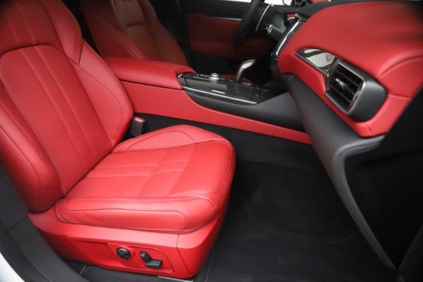 New 2020 Maserati Levante S Q4 GranSport for sale $104,485 at Alfa Romeo of Westport in Westport CT 06880 24