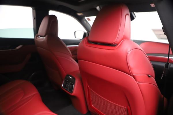 New 2020 Maserati Levante S Q4 GranSport for sale $104,485 at Alfa Romeo of Westport in Westport CT 06880 28