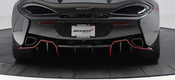 Used 2017 McLaren 570GT for sale $140,900 at Alfa Romeo of Westport in Westport CT 06880 17
