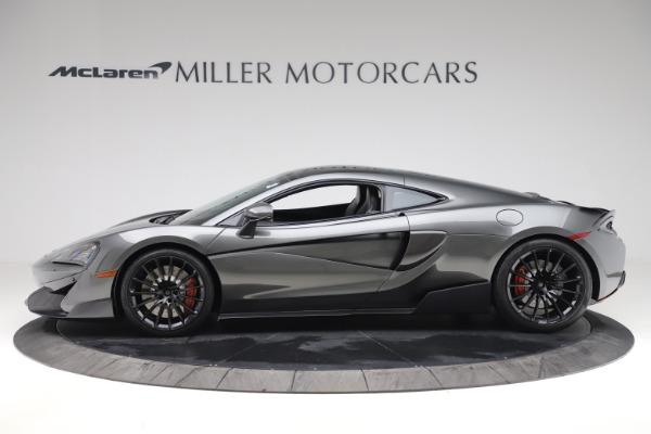 Used 2017 McLaren 570GT for sale $140,900 at Alfa Romeo of Westport in Westport CT 06880 2