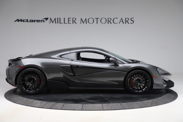 Used 2017 McLaren 570GT for sale $145,900 at Alfa Romeo of Westport in Westport CT 06880 3