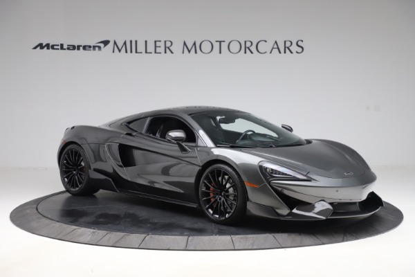 Used 2017 McLaren 570GT for sale $145,900 at Alfa Romeo of Westport in Westport CT 06880 4