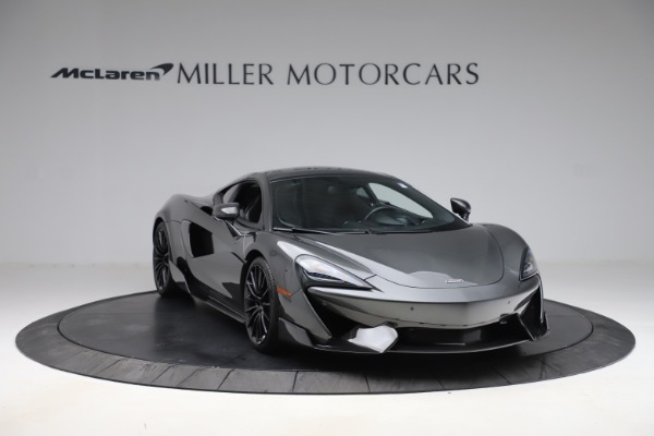 Used 2017 McLaren 570GT for sale $145,900 at Alfa Romeo of Westport in Westport CT 06880 5