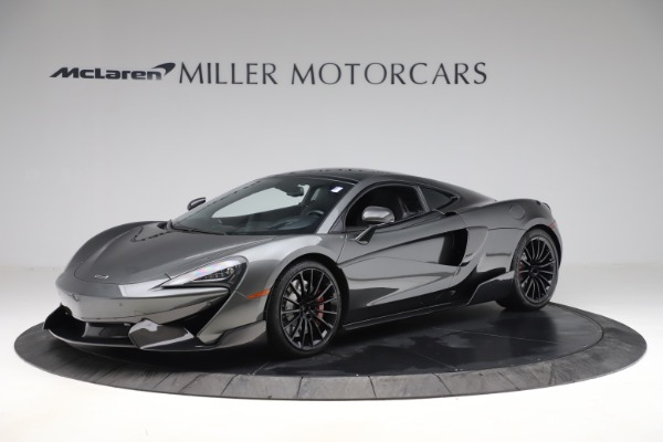 Used 2017 McLaren 570GT for sale $140,900 at Alfa Romeo of Westport in Westport CT 06880 1