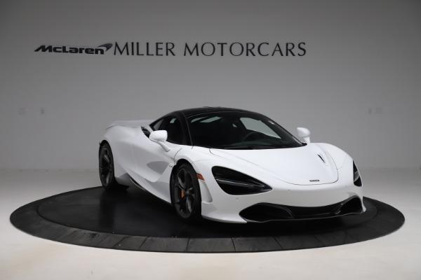New 2020 McLaren 720S Coupe for sale $327,370 at Alfa Romeo of Westport in Westport CT 06880 10