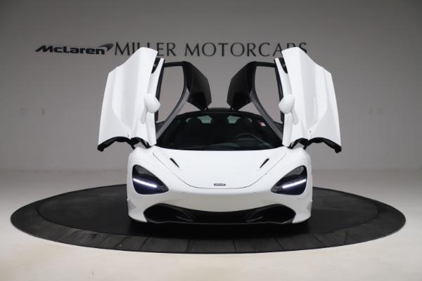 New 2020 McLaren 720S Coupe for sale $327,370 at Alfa Romeo of Westport in Westport CT 06880 12