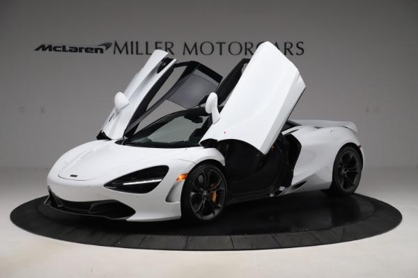 New 2020 McLaren 720S Coupe for sale $327,370 at Alfa Romeo of Westport in Westport CT 06880 13