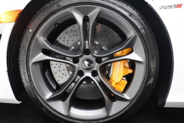 New 2020 McLaren 720S Coupe for sale $327,370 at Alfa Romeo of Westport in Westport CT 06880 14