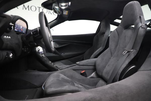 New 2020 McLaren 720S Coupe for sale $327,370 at Alfa Romeo of Westport in Westport CT 06880 16