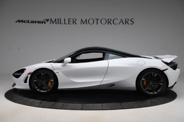 New 2020 McLaren 720S Coupe for sale $327,370 at Alfa Romeo of Westport in Westport CT 06880 2